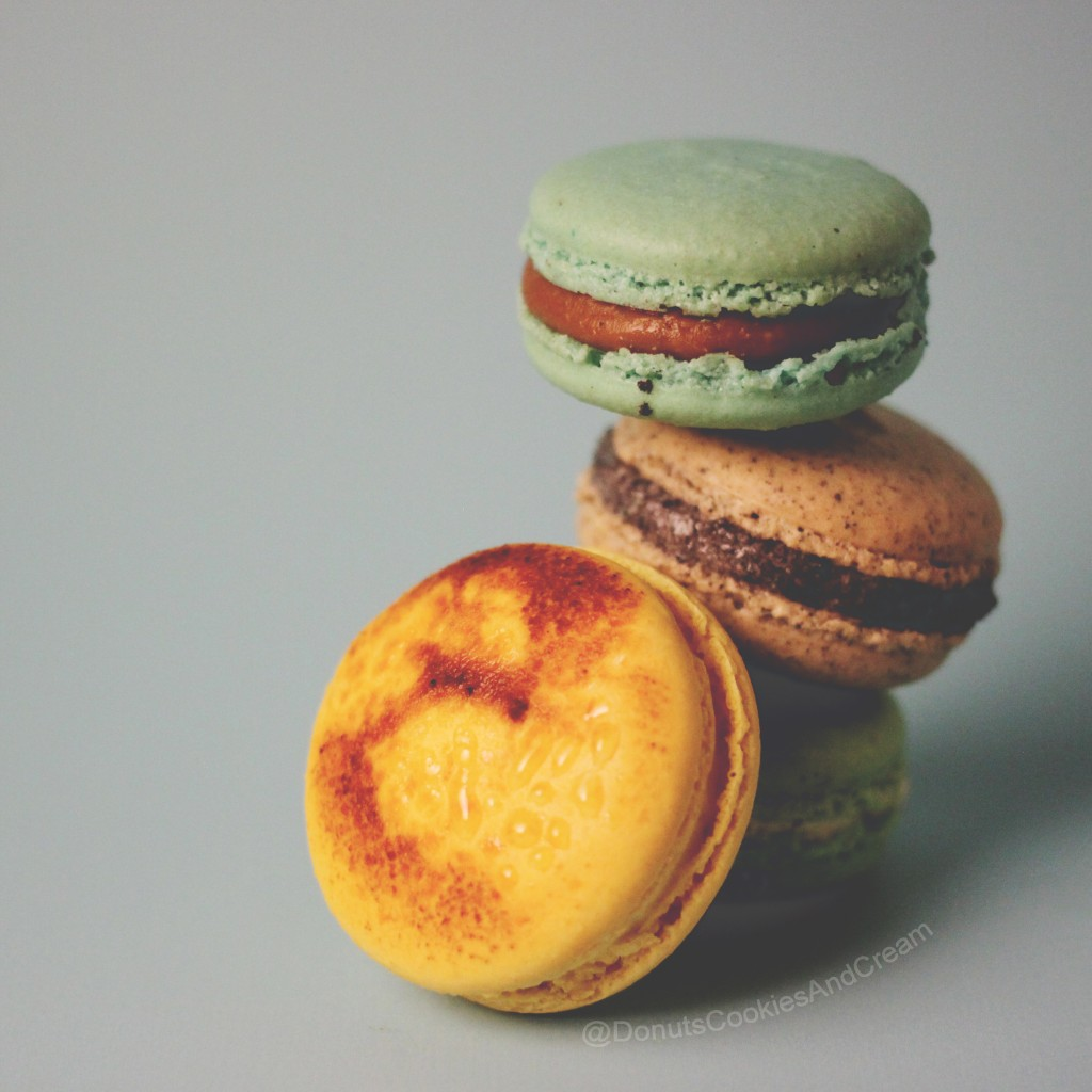 1 WM CremeStack2 1024x1024 Honey And Butter   Cutest Macarons