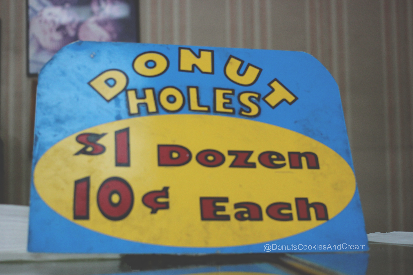 RonaldsDH WM When it's Mr. Olympia Weekend in Vegas, Doughnuts must be eaten for the Occasion.