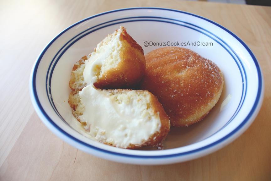 BCM Malasadas1 Breakfast of Champions at BakerCakeMaker in LA