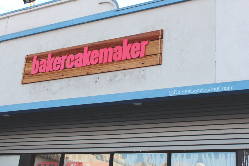 BCM SIGN Breakfast of Champions at BakerCakeMaker in LA