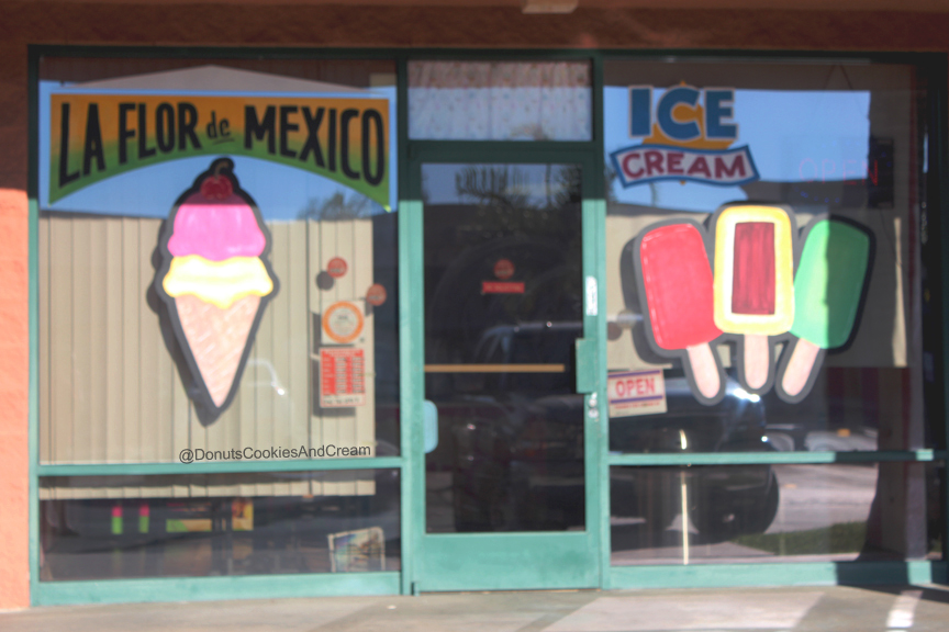 Neveria LaFlorSTORE1 Neveria La Flor de Mexico   Sweetest Ice Cream Shop in Stanton