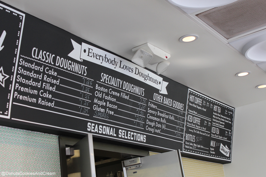 0 Kettle Menu 2 Hollywood Shines with Kettle Glazed Doughnuts