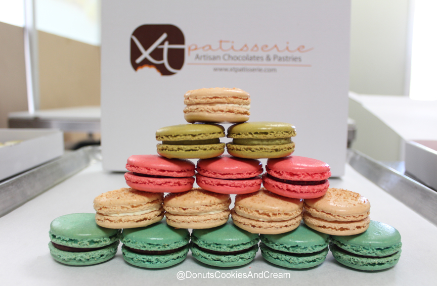 BLOG Instagram XTPYramid FINAL XT Patisserie   A One Stop Macaron Boutique