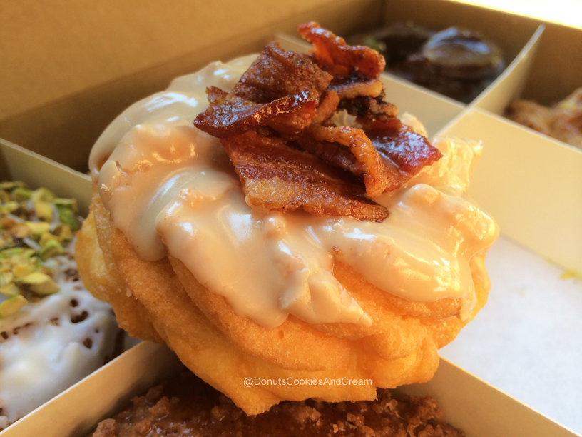 Do Rite Bacon Cruller Do Rite Donuts, Doing Donuts Right