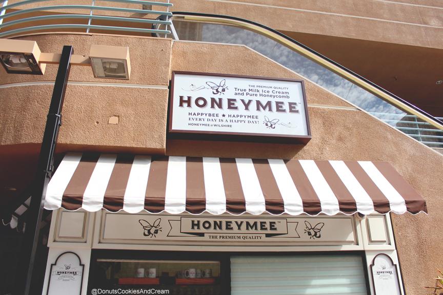 HoneyMee 11 The Sweet Buzz for Ice Cream in Korea Town is Honeymee