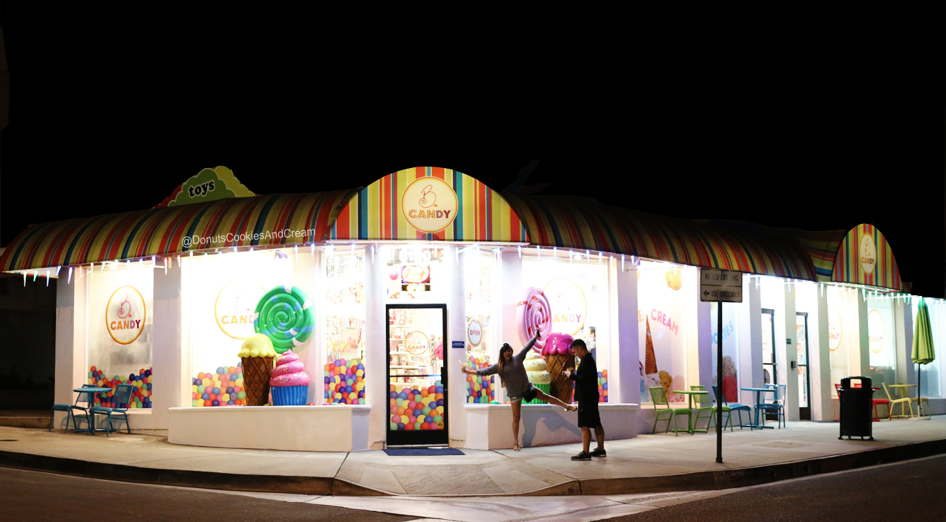 0 BCandyStreet Want to feel like a kid in a candy shop again?  Visit B.Candy