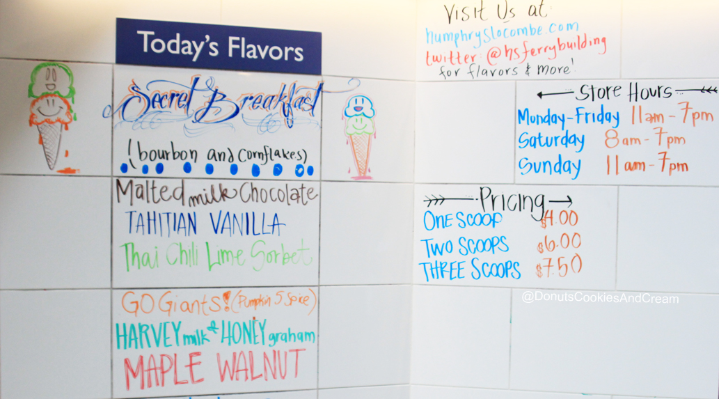 Humphry Flavors1 Adventurously Hungry for Humphry Slocombe