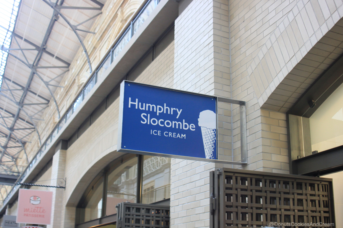 Humphry Sign Adventurously Hungry for Humphry Slocombe