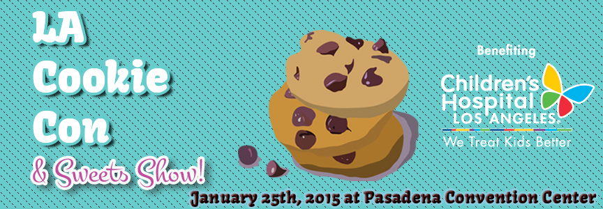 la cookie con sweets show header copy LA Cookie Con and Sweets Show   Its Real, and Its Almost Here