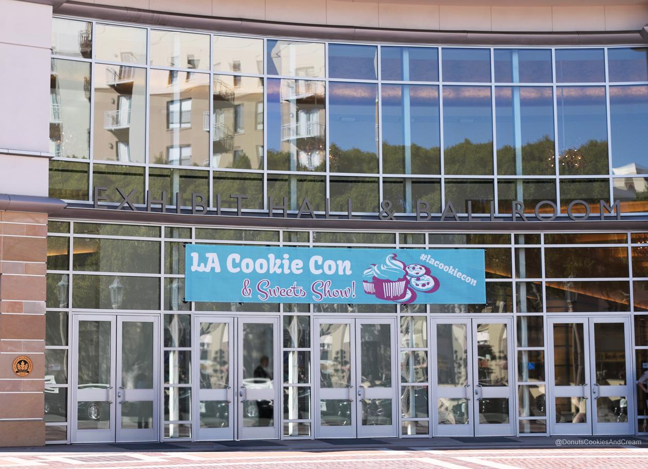 0 LA COokie COn Front LA Cookie Con & Sweets Show 2015 | Pasadena