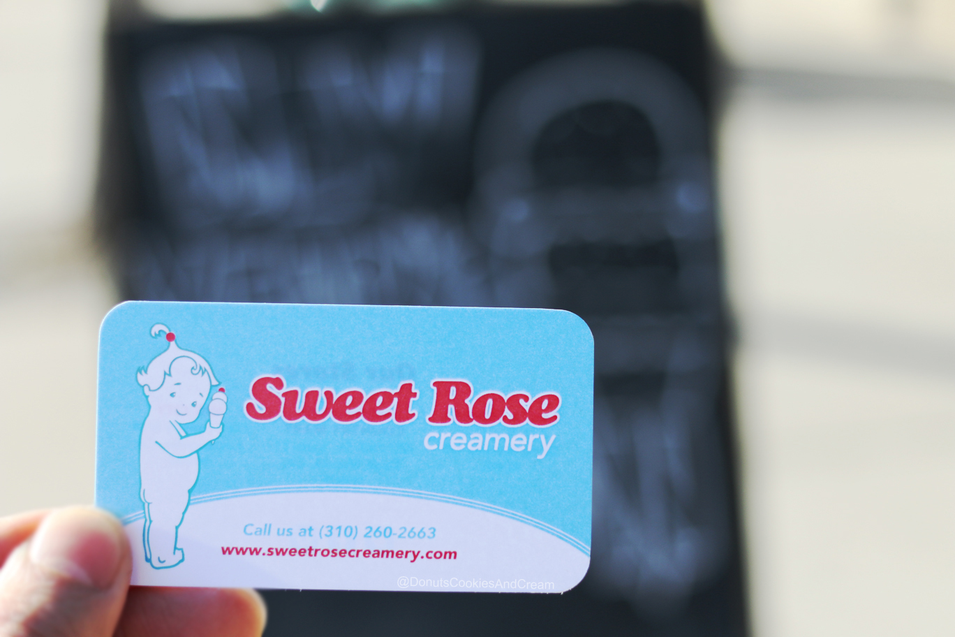 Sweet Rose Creamery Card1 Shop til you drop, and then stop at Sweet Rose Creamery