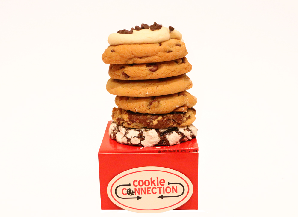 CookieConnectionStacked Cookie Connection Got Us Feeling Connected One Bite at a Time