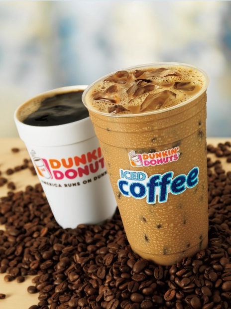 Hot and Iced Coffee Dunkin Donuts Grand OPENING   April 8th | Laguna Hills