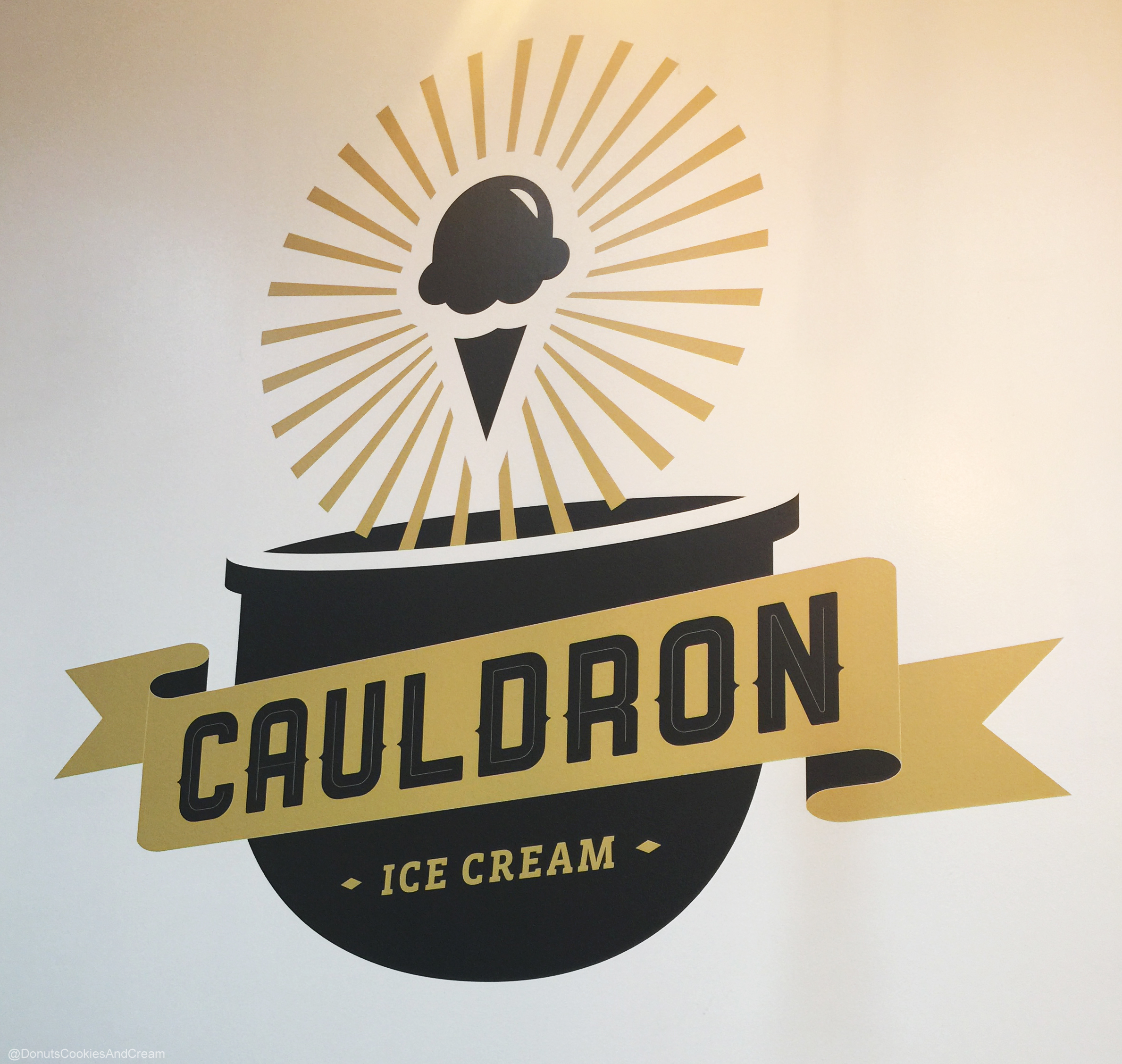Cauldron7 Stirring Up Ice Cream at Cauldron Ice Cream | Costa Mesa, CA